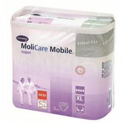 MOLICARE MOBILE SUPER TAILLE EXTRA LARGE