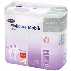 MOLICARE MOBILE SUPER-TAILLE LARGE