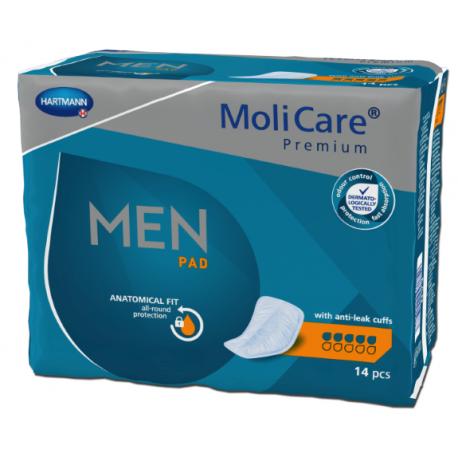 MOLICARE PREMIUM MEN PAD 5 GOUTTES