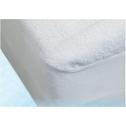 DRAP HOUSSE PVC EPONGE 140X190 LAVABLE