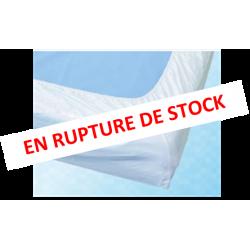 DRAP HOUSSE PVC 140X190 LAVABLE