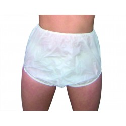 CULOTTE PVC DOUBLEE Taille L par 2