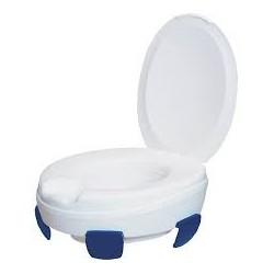 REHAUSSEUR WC AVEC ABATTANT